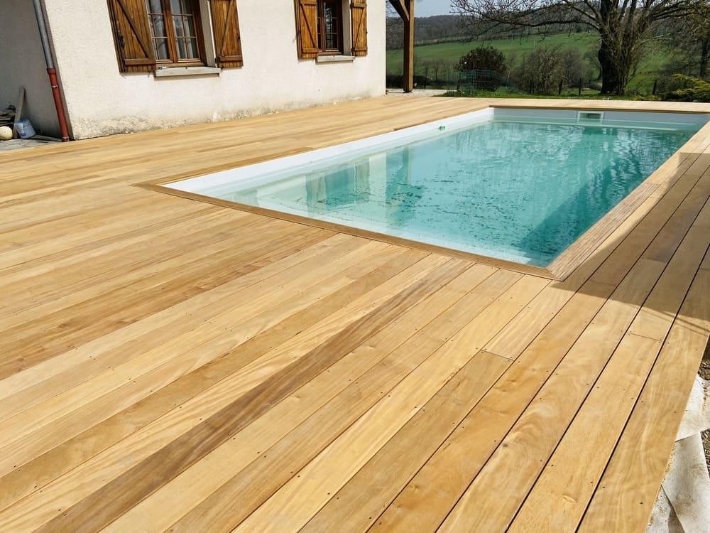 Créasol Auvergne - plages de piscines bois | Puy-de-Dôme (63)