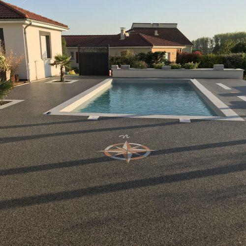 Créasol Auvergne - plages de piscines extérieures | Auvergne (63)