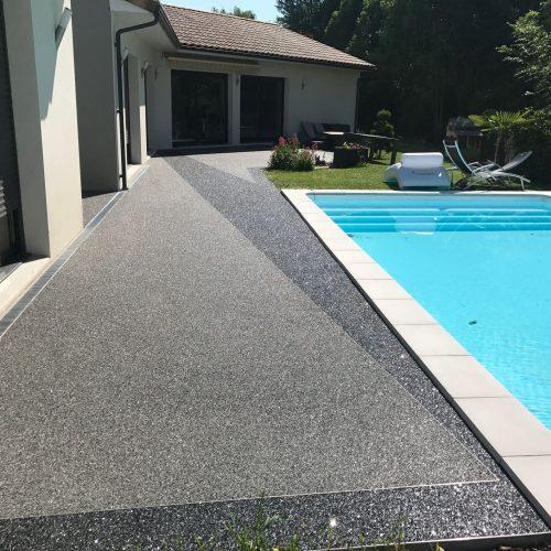 Créasol Auvergne (63) - Plages de piscines en résine | Puy-de-Dôme